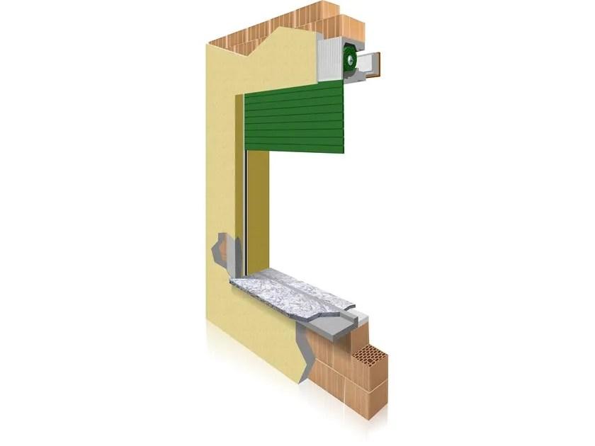 Edilblok installazione azienda leader nella produzione di cassonetti per serrande avvolgibili. Cassonetti Per Avvolgibili Oscuranti E Frangisole Archiproducts