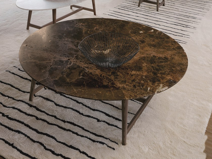 tomo marble coffee table by desiree