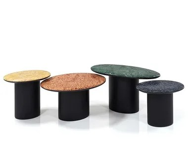 oval coffee tables archiproducts