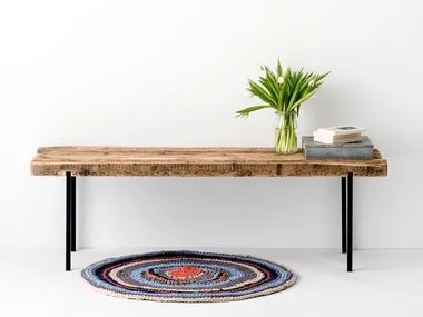 contemporary style reclaimed wood