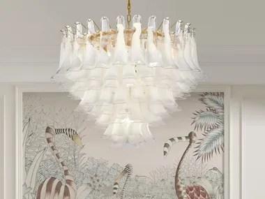 Sogni di cristallo è un ecommerce leader nella vendita online di lampadari in vetro artistico di murano. Sogni Di Cristallo Murano Glass Lamps Archiproducts
