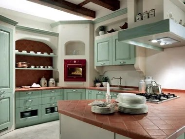 Carmen Country Style Kitchen Carmen Collection By Floritelli Cucine