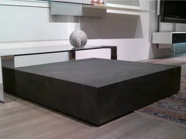 square slate coffee tables archiproducts