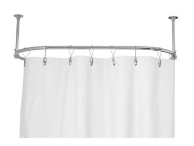 tringles a rideau de douche