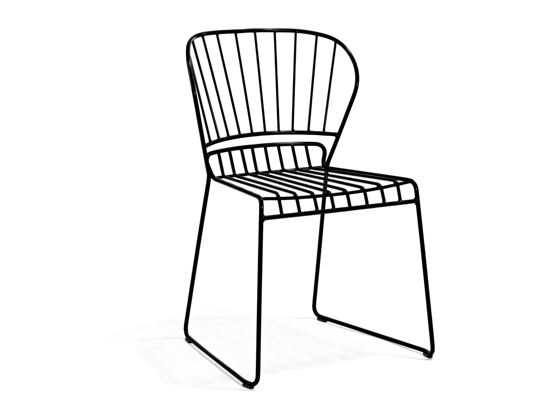 Reso Steel Garden Chair By Skargaarden Design Matilda Lindblom