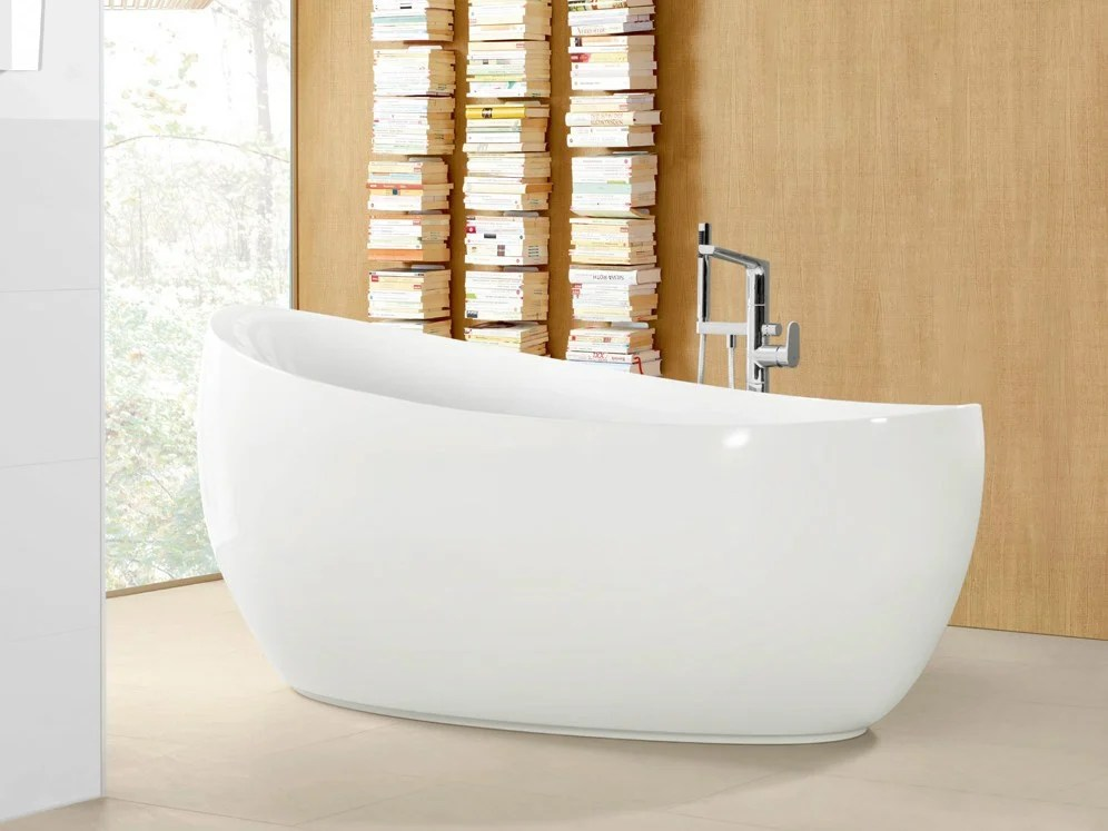 AVEO NEW GENERATION Bathtub By Villeroy Amp Boch Design