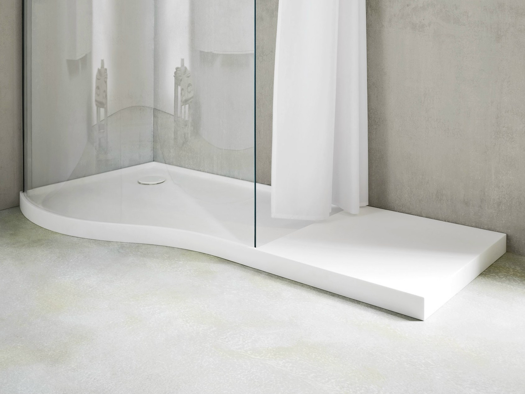 BOMA Korakril Shower Tray By Rexa Design Design Imago Design