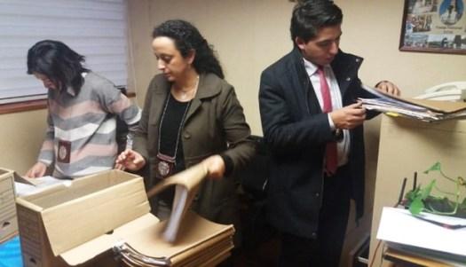 Resultado de imagen para Allanan dependencias de obispados en sur de Chile por casos de abuso sexual