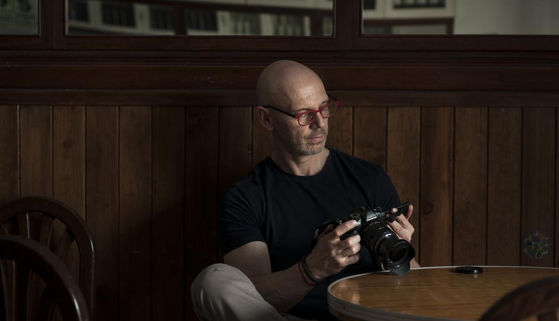 Miradas de paz: detrás del lente del fotógrafo Pepe Castro