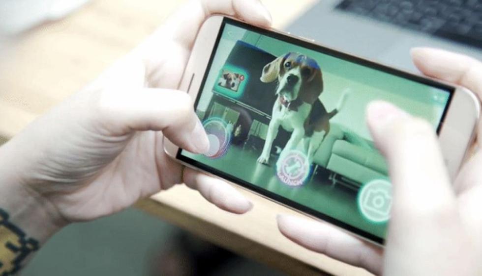 Laika robot para perros