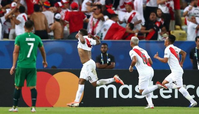 Perú vs. Bolivia: por Copa América 2019. (Foto: AFP)