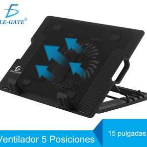 Ventilador Laptop Base Enfriadora Laptop 5posicione