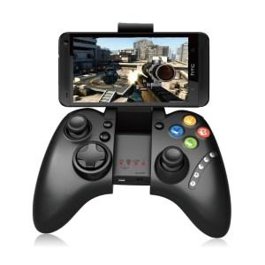 Control Gamepad Bluetooth joystick Inalambrico para Videojuegos celular con Soporte