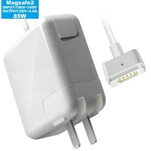 Cargador Compatible Mac Macbook 85w A1424, A1398 Magsafe2