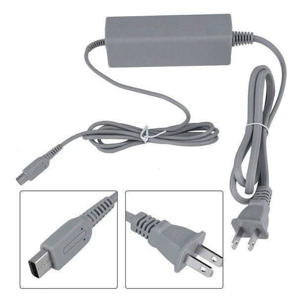 Adaptador Corriente Nintendo Wii U Gamepad Fuente Cargador