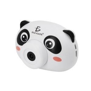 Máquina de Burbujas Automática en Forma de Cámara Panda