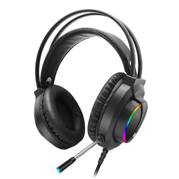 Diadema Audifonos Gamer Rgb Led Colores Ps4 Xbox Pc Laptop