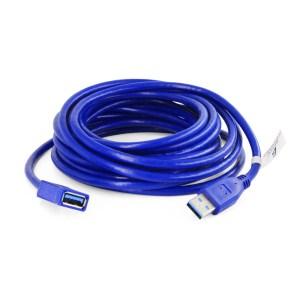 Cable Extensión Usb 3.0 Macho A Hembra 5 Metros