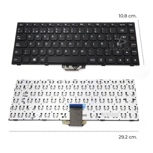 Teclado Laptop Compatible Lenovo G40 Z40 B40 N40 45 70 75 35 30