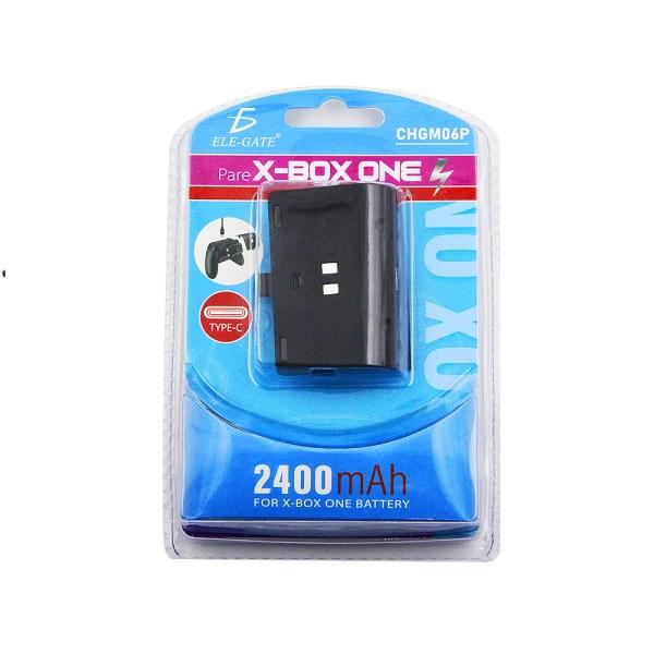 Carga Y Juega Para Control Xbox One Bateria Entra Tipoc