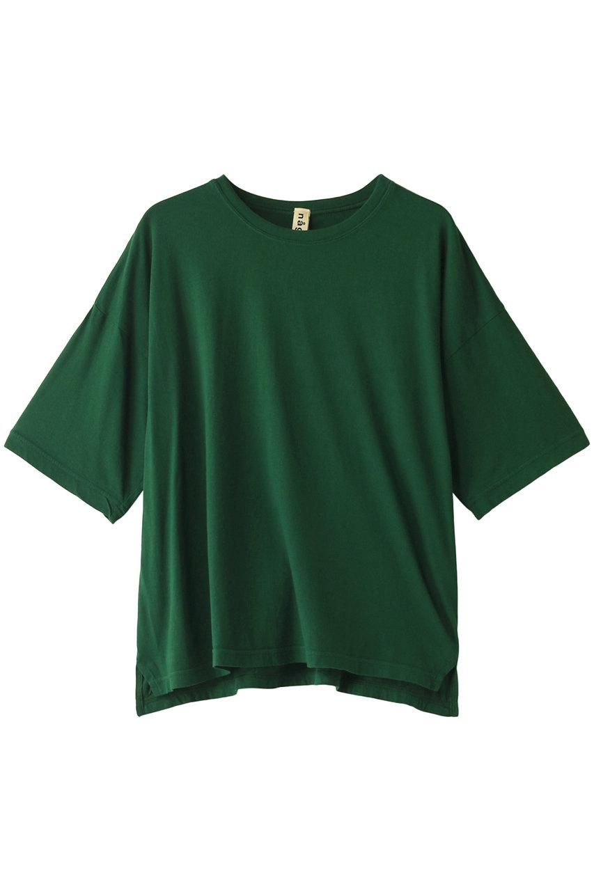 nagonstans ナゴンスタンス Light Jersey Basic Tシャツ グリーン