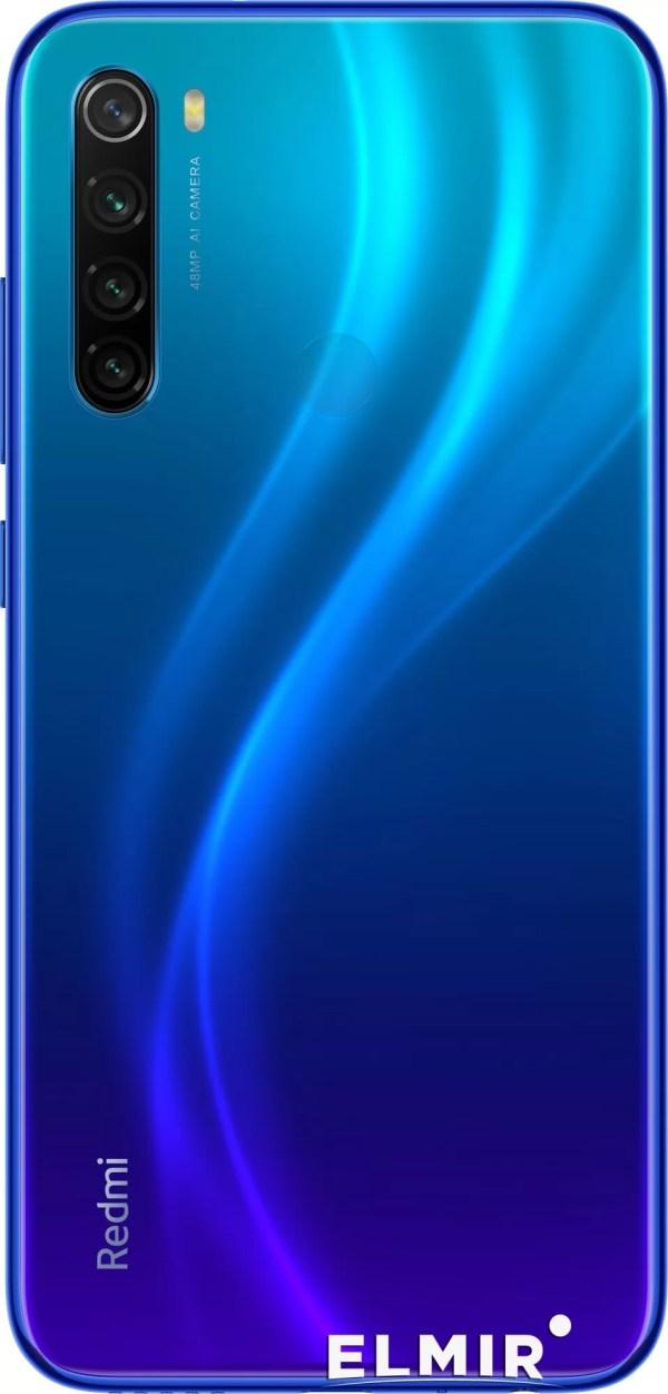 Мобильный телефон Xiaomi Redmi Note 8 4/64GB Blue EU ...