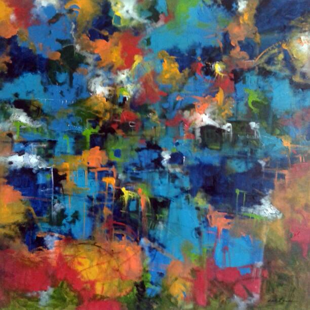 Resultado de imagem para imagens de pintura abstrata
