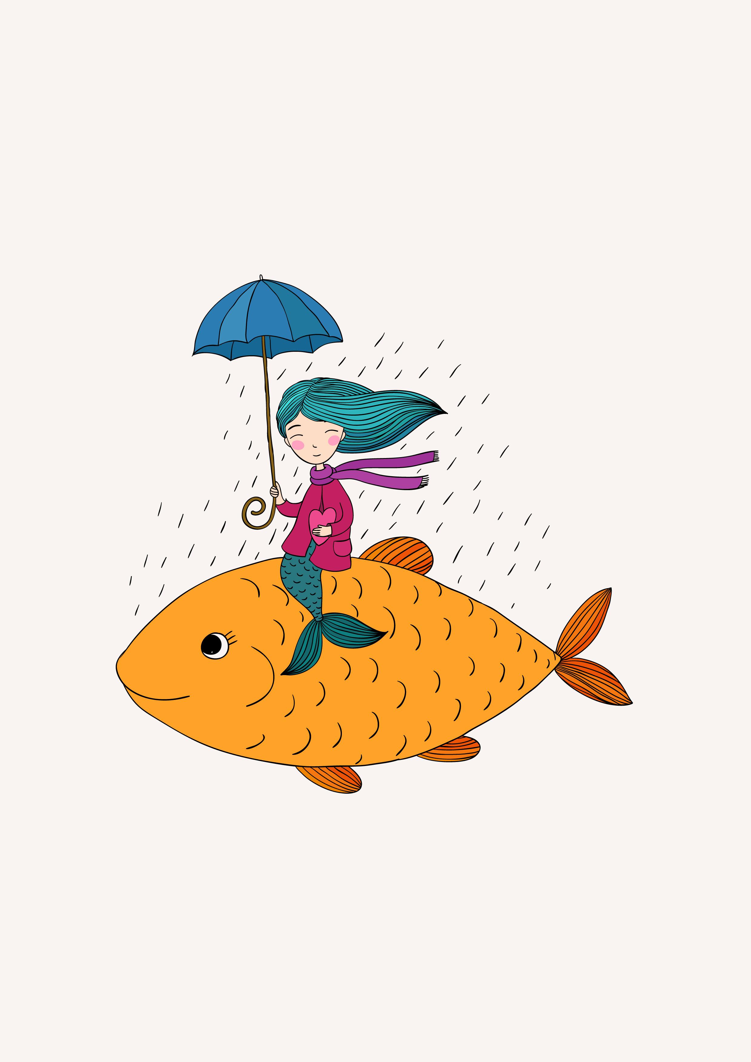 Poster do filme O verão dos peixe-voadores