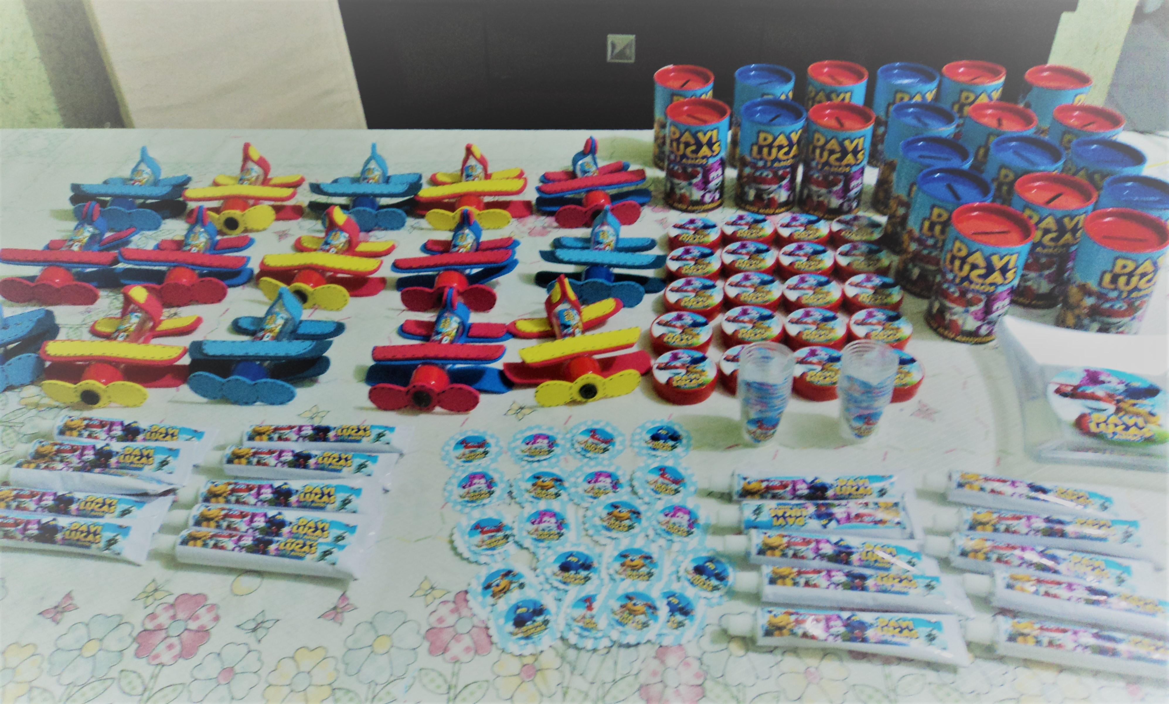 Ideias Decorao E Lembrancinhas Festa Aniversrio Super Wings