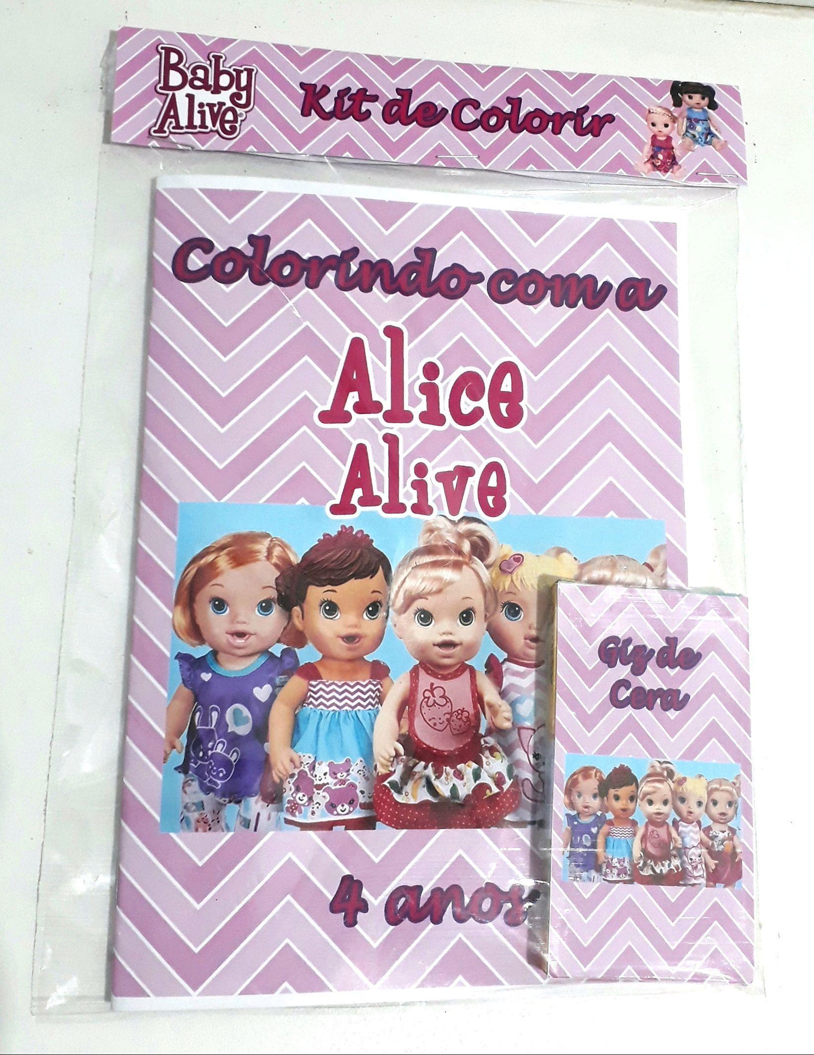 Desenhos De Baby Alive Para Colorir Desenhos De Baby