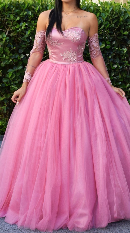Vestido Noiva ou 15 anos no Elo7   Magia Vestido de Noivas de Luxo (15DAE2B)