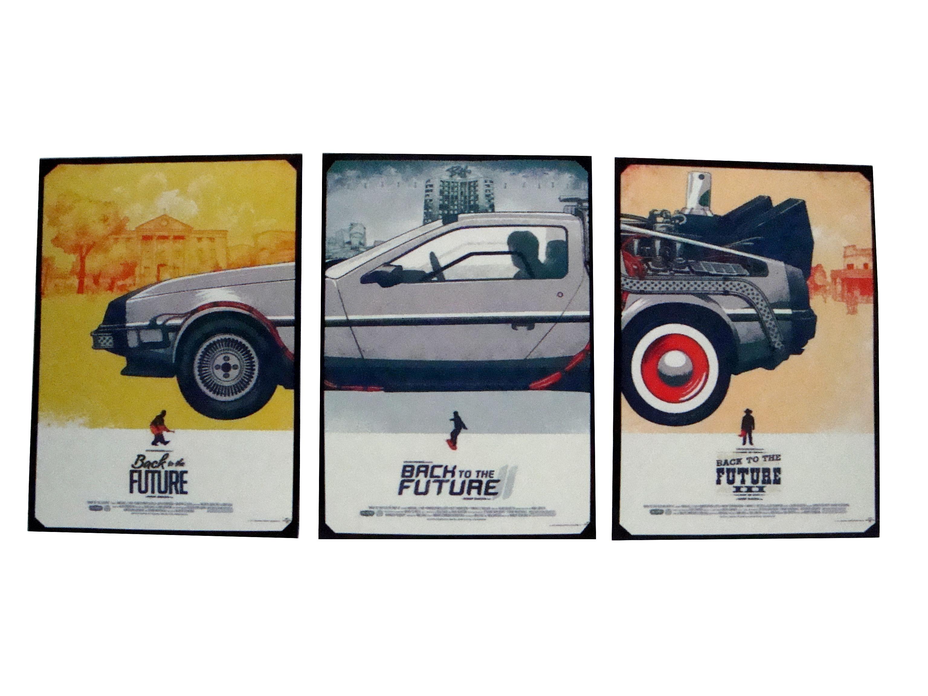Poster do filme De Volta Para o Futuro