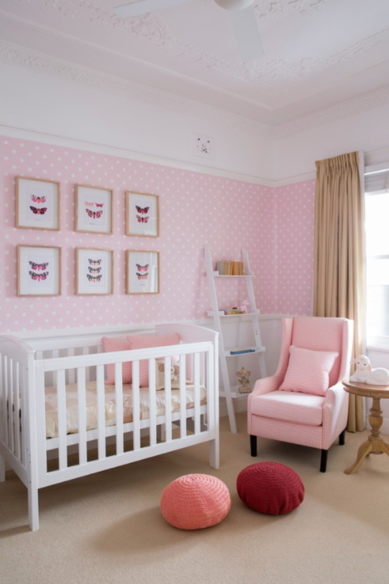 baby girls bedroom ideas html 2