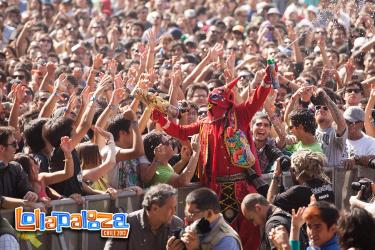 Una novedad para esta edición del festival será medir la huella del público asistente.