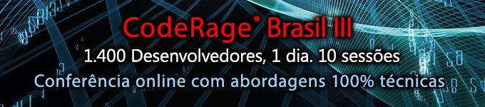 CodeRage Brasil III