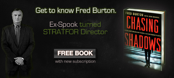 Get to know Fred Burton.