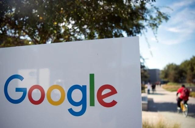 歐盟反壟斷機構週二(27日)宣布,對搜尋引擎巨擘谷歌(Google)處以24.2億歐元(約新台幣832億元)的天價罰款。(AFP)