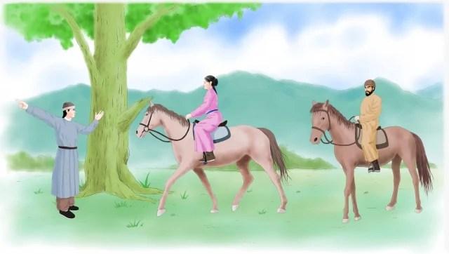 【哲理輪迴】塞翁失馬