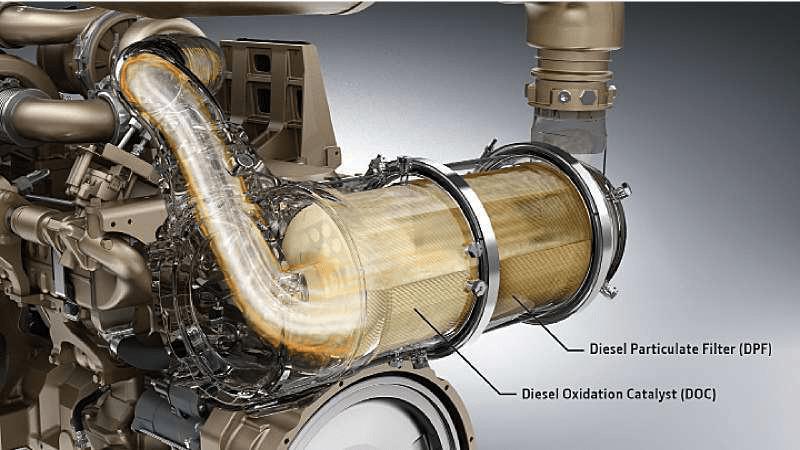 tier 4 engine