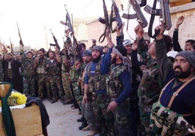 faksi pejuang Suriah