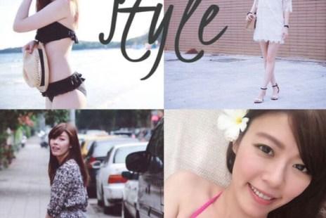 穿搭|Kashin優雅洋裝 & 夏日海邊必備-CP值超高彤彤泳衣