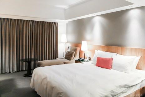 花蓮住宿推薦 藍天麗池飯店 位於花蓮鬧區與排隊美食 處處貼心適合賴在飯店一整天的四星飯店