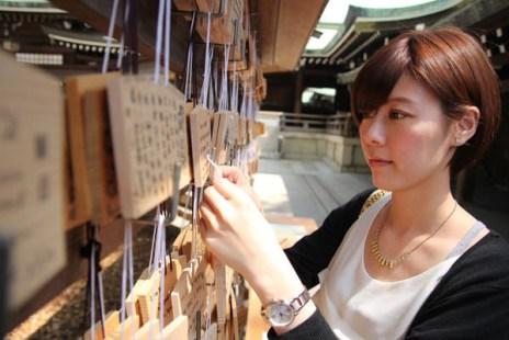 日本|東京自由行-竹下通、表參道、原宿、渋谷♥明治神宮、六歌仙燒肉、限定版agnes.b