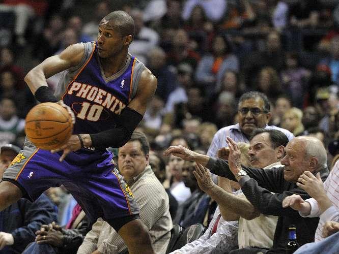 Os bons tempos de Leandrinho no Phoenix Suns são um passado cada vez mais distante