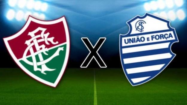 Resultado de imagem para Logo Fluminense x CSA