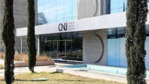 Fachada da sede do predio do CNJ em Brasília - Foto: Gil Ferreira/Agência CNJ