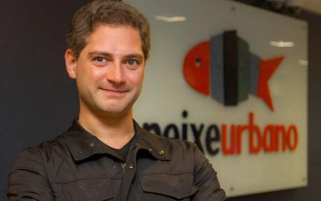 Alex Tabor, presidente executivo do Peixe Urbano, seguirá na empresa