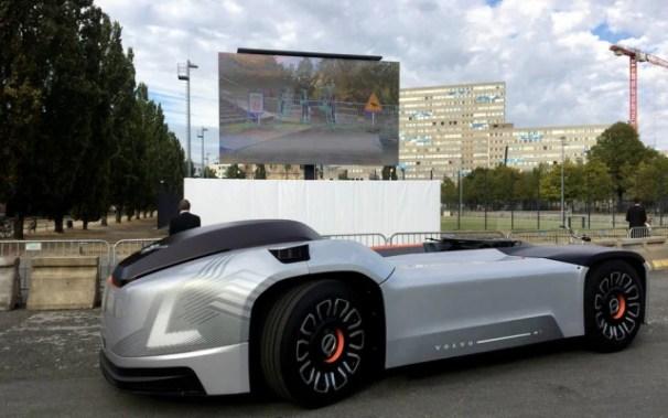 Carro autônomo da Volvo poderá rodar pelas estradas por até 80 km/h
