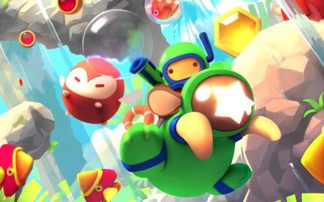 Starlit Adventures, da Rockhead, vai ganhar versão para o PlayStation 4.