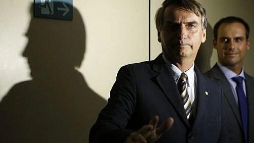 Jair Bolsonaro - Dida Sampaio/Estadão